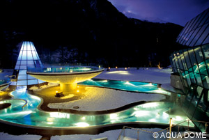 Therme AQUA DOME in Längenfeld im Ötztal